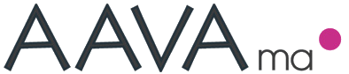 Aavama-logo puukorut